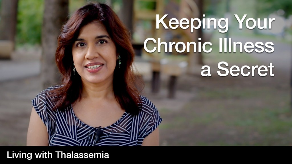 Thal 6 - Keeping A Chronic Illness Secret